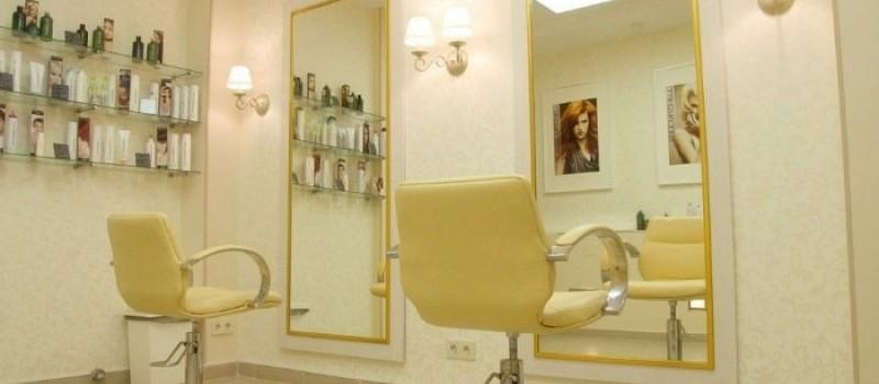 Зеркала в парикмахерскую