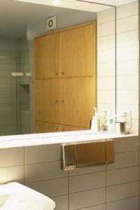 Зеркало в ванную №11