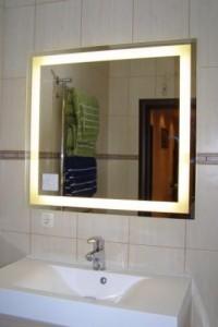 Зеркало в ванную №18