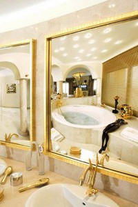 Зеркало в ванную №20