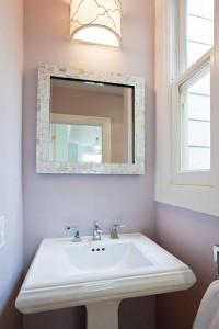 Зеркало в ванную №21