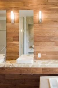 Зеркало в ванную №22