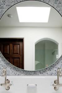 Зеркало в ванную №24