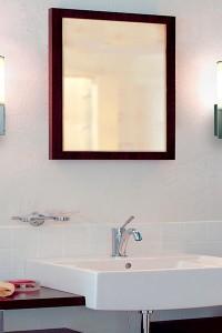 Зеркало в ванную №31