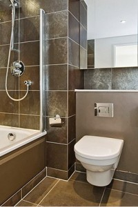 Зеркало в ванную №5