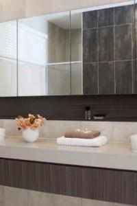 Зеркало в ванную №6