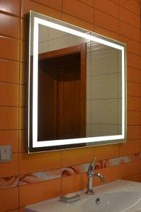 Зеркало с подсветкой №20