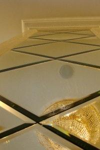 Зеркальная плитка №4