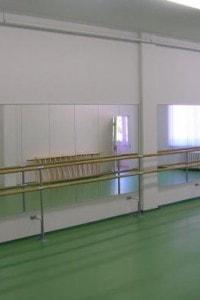 Зеркала для спортзала №14