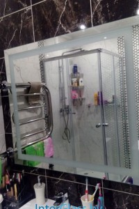 Зеркало в ванную №34