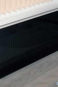 Стеклянный экран на радиатор №9