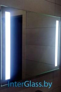 Зеркало с подсветкой №23