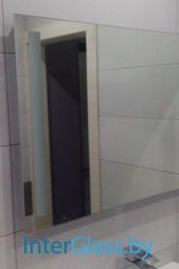 Зеркало в ванную №38