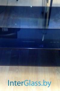 Стеклянный журнальный стол №12