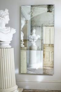 Зеркальная плитка №6