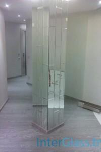Панно из зеркал №12