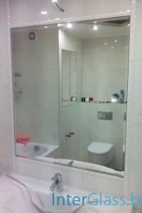 Зеркало в ванную №29