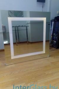 Зеркало с подсветкой №4