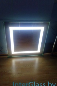 Зеркало с подсветкой №5