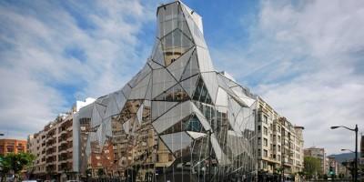 5 стеклянных шедевров современной архитетуры