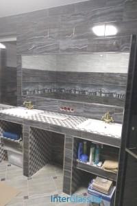 Зеркало в ванную №46