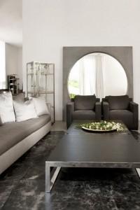 Зеркала в гостиной №7