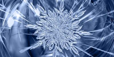 Получение «морозного» стекла