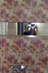 Зеркало в ванную №12