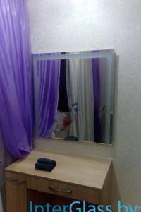 Зеркало с подсветкой №12