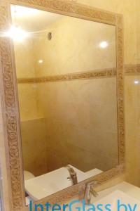 Зеркало в ванную №1