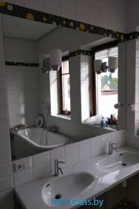 Зеркало в ванную №44