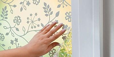 Декоративные пленки для стекла и их преимущества