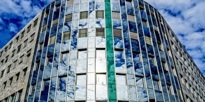 Листовое стекло и его применение в остеклении зданий