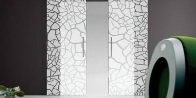 Раздвижные стеклянные двери - в чем преимущества и где будут уместны