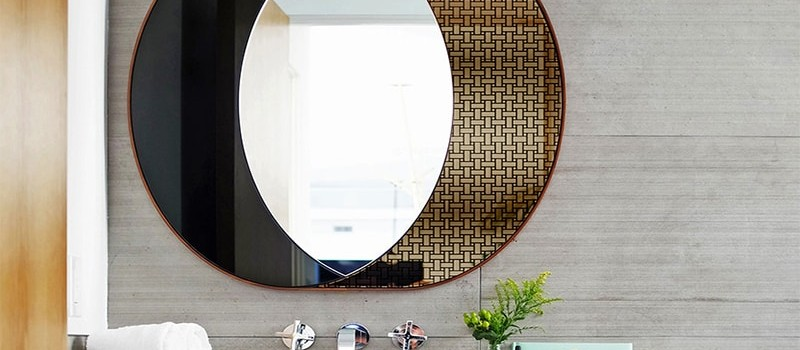 Зеркала комбинированные