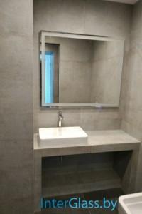 Зеркало в ванную №53
