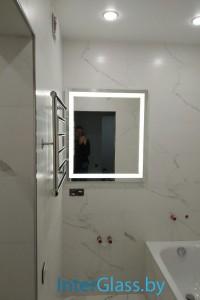 Зеркало в ванную №56