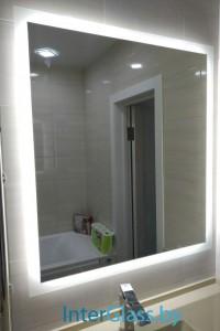 Зеркало в ванную №63