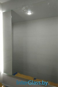 Зеркало в ванную №58