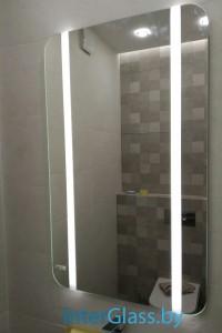 Зеркало в ванную №64