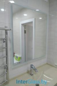 Зеркало в ванную №65