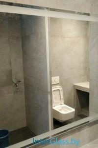 Зеркало в ванную №59