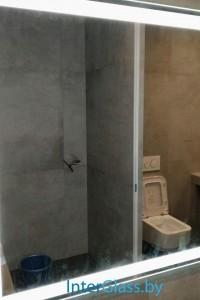 Зеркало в ванную №60