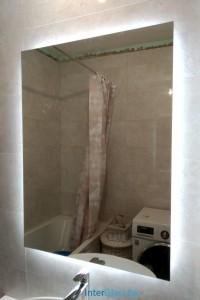 Зеркало в ванную №49