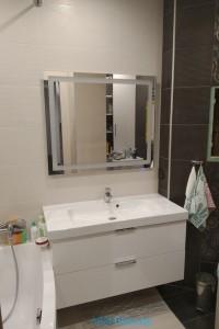 Зеркало в ванную №50